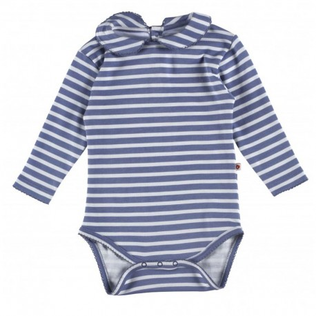 Body manches longues Piccalilly en coton bio