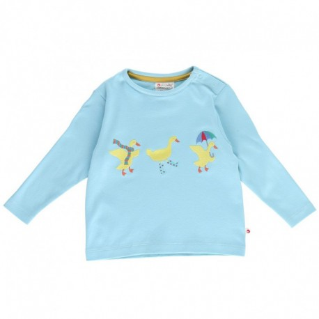 Tshirt manches longues canard hiver Piccalilly