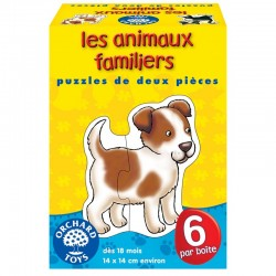 Orchard Toys Les Animaux Familiers