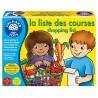 Orchard Toys La Liste des Courses (jeu bilingue)
