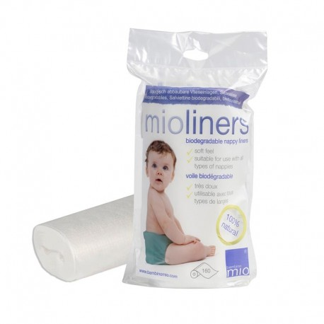 Voiles de protection jetables Mioliners de Bambino Mio
