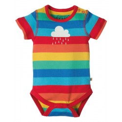 "Body ""Arc-en-ciel"" Frugi"