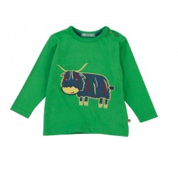 T-shirts manches longues vache écossaise Piccalilly