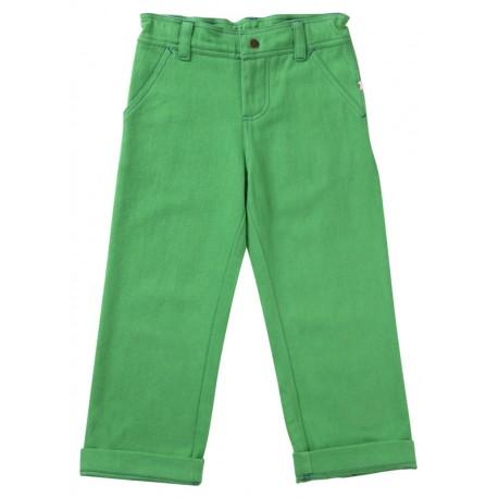 Pantalon vert slim Piccalilly