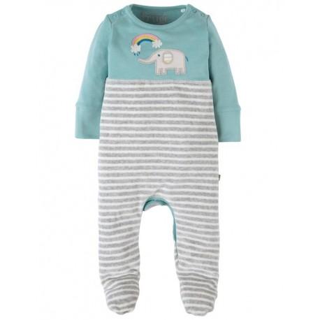 FRUGI dors-bien petit bébé motif Eléphant