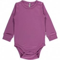 MAXOMORRA body manches longues violet