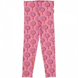 MAXOMORRA leggings motif Sucette