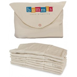Langes en coton biologique BUMMIS