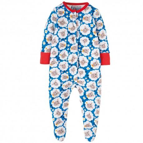 Pyjama en coton bio FRUGI - Moutons