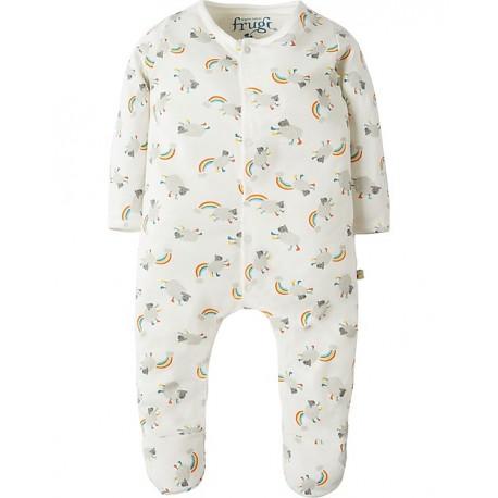Pyjama en coton bio FRUGI - Petits moutons