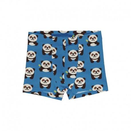 Boxer en coton bio Maxomorra, motif Panda