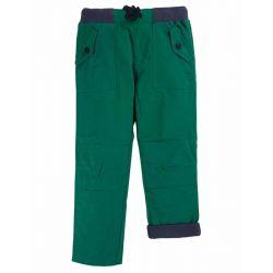 Pantalon anti-déchire en coton biologique Frugi