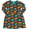 Robe en coton biologique Maxomorra, motif Dinosaure