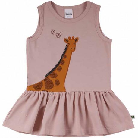 Haut sans manches Fred's World, motif girafe