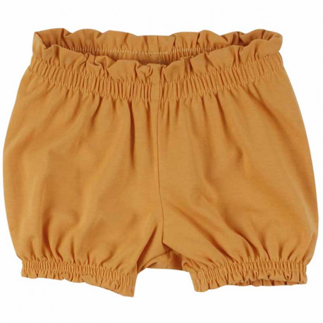 Culotte bouffante en coton bio Fred's World, orange