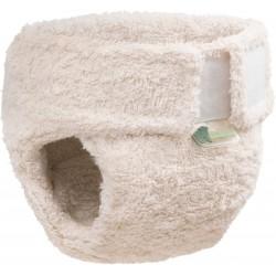 Couche classique en coton bio Little Lamb