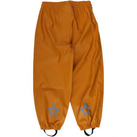 Pantalon de pluie Fred's World, jaune moutarde
