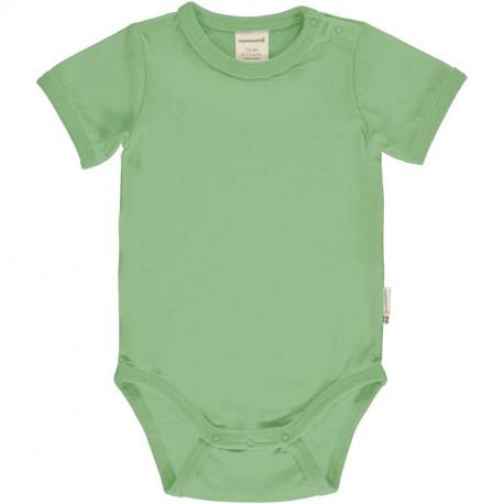 Body manches courtes Meyadey, vert