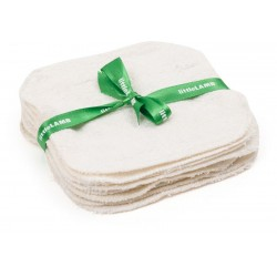 Lingettes lavables en bambou Little Lamb