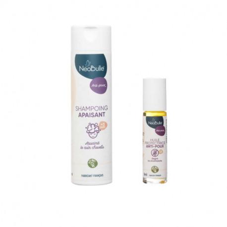 Kit prévention anti-poux Néobulle