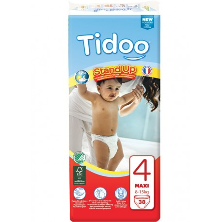 Tidoo culottes d'apprentissage Stand Up